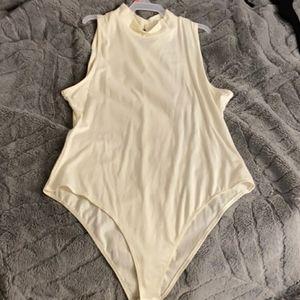 Off- white bodysuit